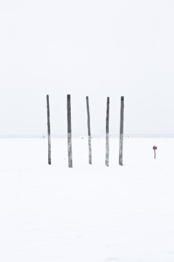 Tempelhof in the Snow