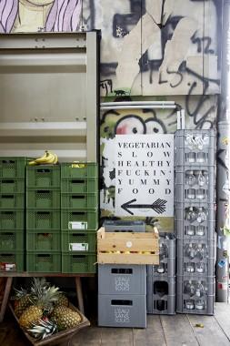 Soho House Magazine:  Berlins Streetfood Scene