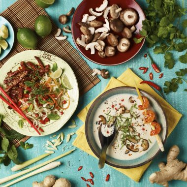 Rewe - Asia Week Promo